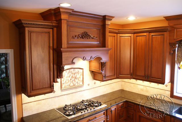 Royal Cabinet pany Traditional Kitchen in