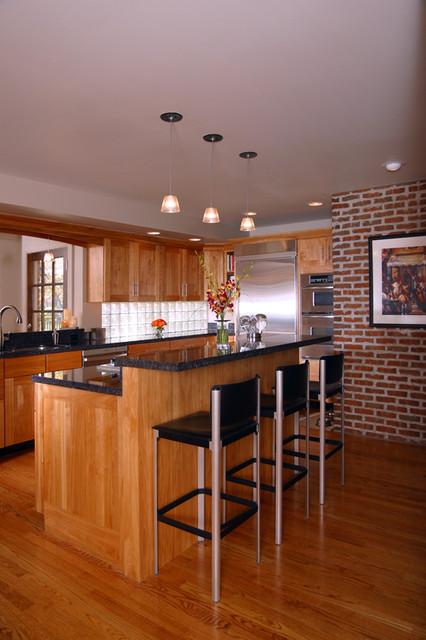 Royal Oak Urban Kitchen contemporary-kitchen