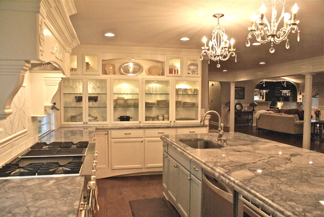 Royal Palms traditional-kitchen