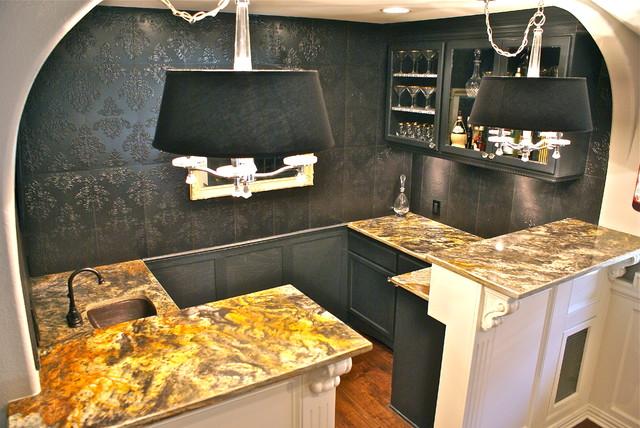 Royal Palms traditional-kitchen