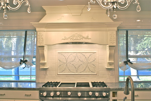 What Is The Size Of The Stove And The Size Of Tile Design