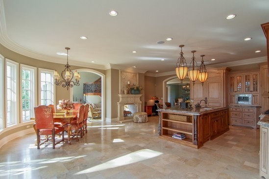 Royal Vale Drive, Oak Brook traditional-kitchen