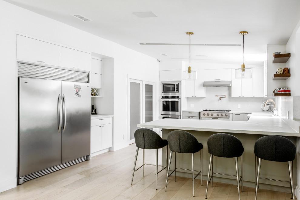 Royer St., Woodland Hills - Full House Remodel ...