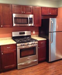 RTA Kitchen Cabinets- Bordeaux Shaker