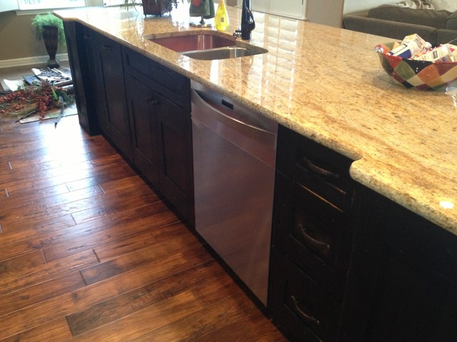 Ruby Ranch Rustic traditional-kitchen