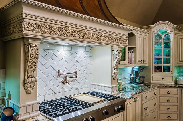 Rupert Residence traditional-kitchen