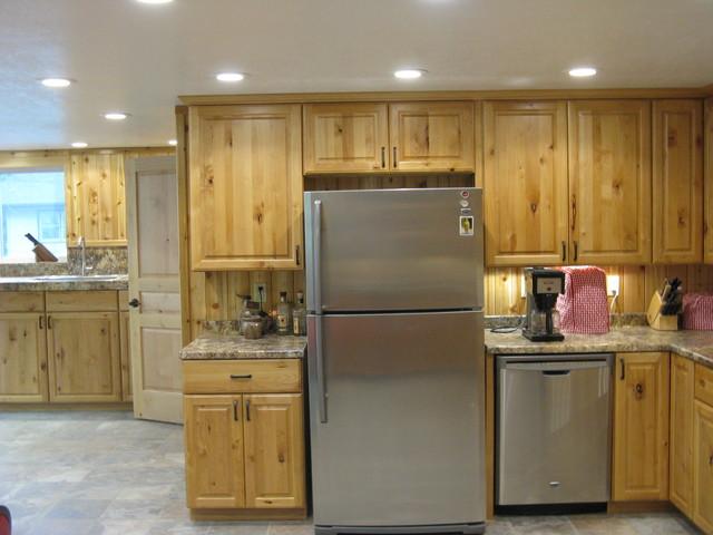 Rural Living rustic-kitchen