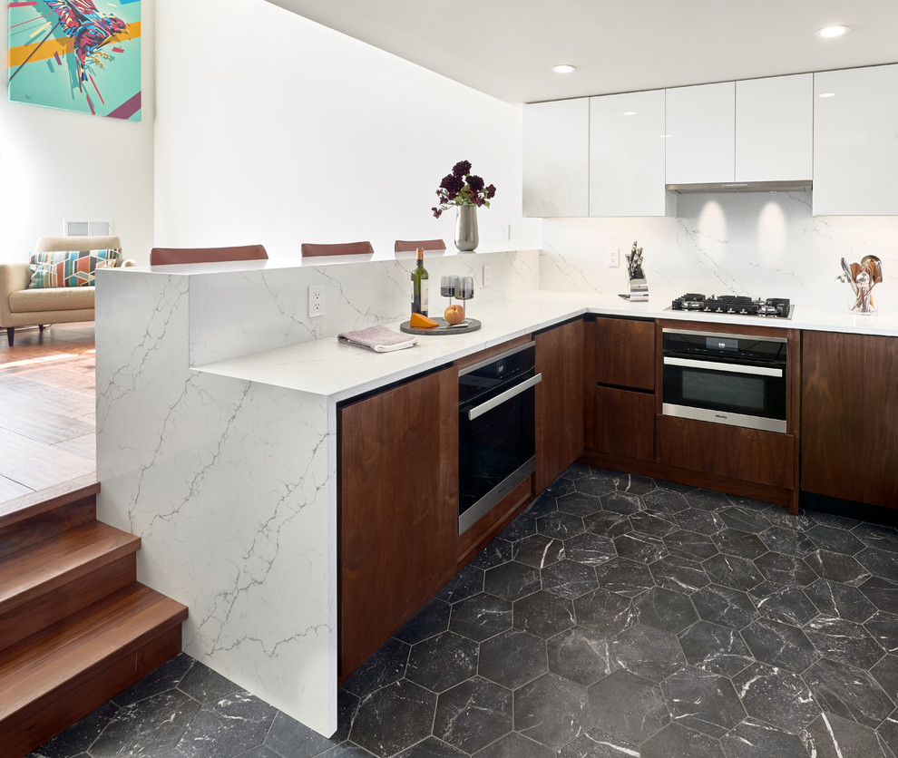 Russ St - San Francisco Project - Contemporary - Kitchen ...