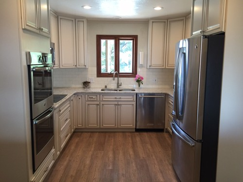 Transitional Kitchen Remodel In Littleton Colorado