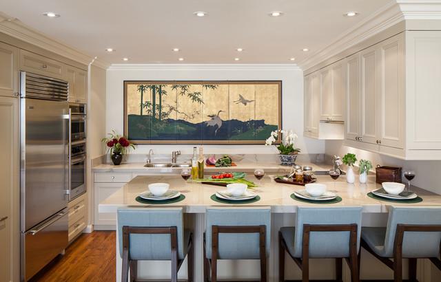 RUSSIAN HILL CONDO | 01 contemporary-kitchen