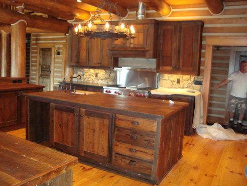Rustic Bathroom Rustic Kitchens Barndominiums Rustic Kitchen Houston By Infinity Barns And Barndominiums Houzz Au