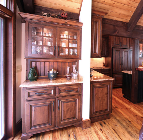what style is the cabinet door called?