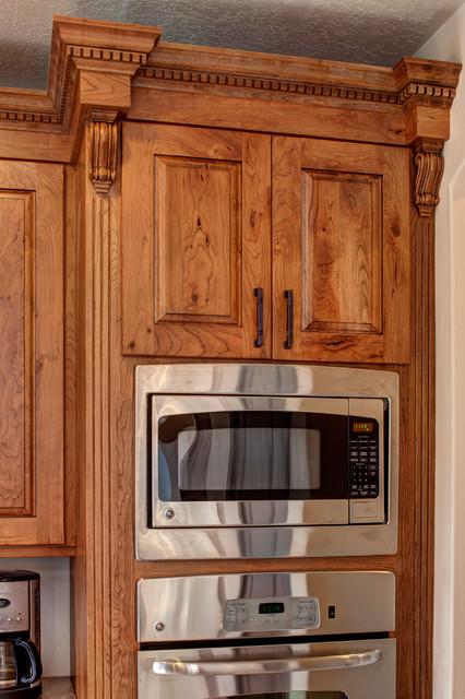 Butternut Kitchen Cabinets
