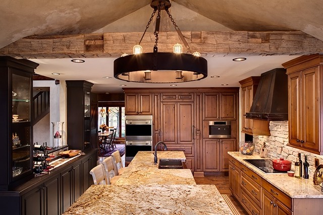 Rustic Chic Kitchen Milwaukee By
