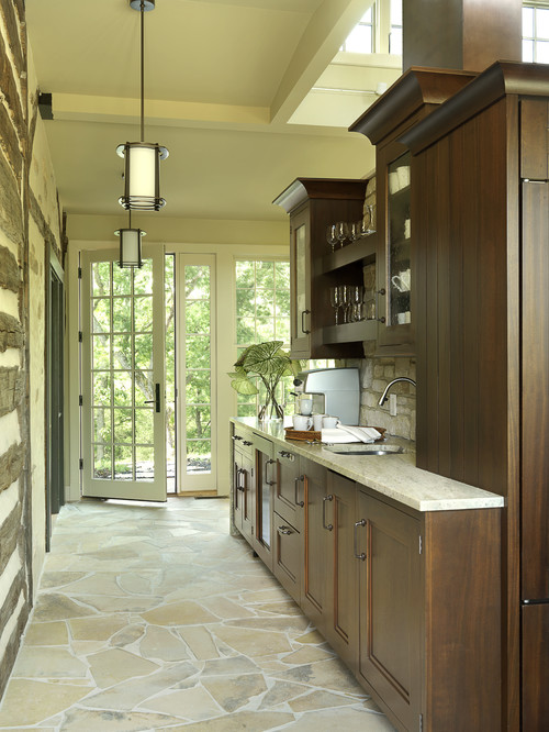 Kitchen remodeling ideas flooring for St louis interior design firms