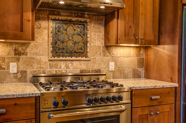 Rustic Contemporary - Rustic - Kitchen - other metro - by Legacy DCS