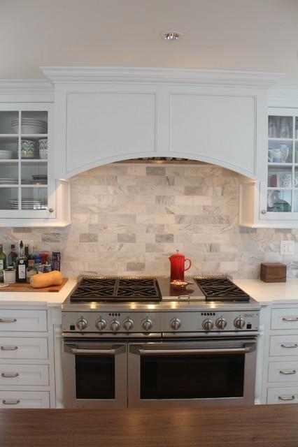 Rustic Elegance transitional-kitchen