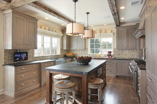 Rustic Elegance rustic-kitchen