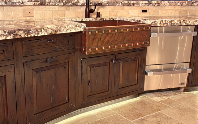 Rustic Elegance - Rustic - Kitchen - Other - by Huntwood ... - photo#40