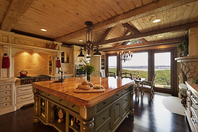 Rustic Elegance Kitchen , Rustic , Kitchen , Chicago , by