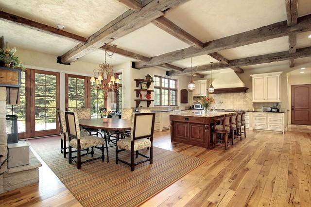 Rustic Elegant Kitchen - Rustic