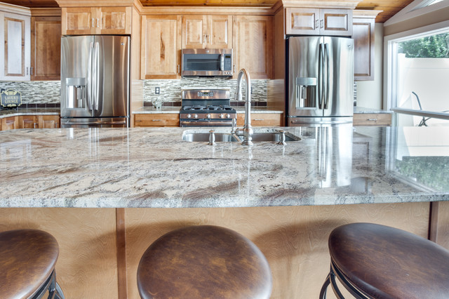 Rustic Elegant Kitchen Remodel Arnold MD Rustic Kitchen Dc Metro By