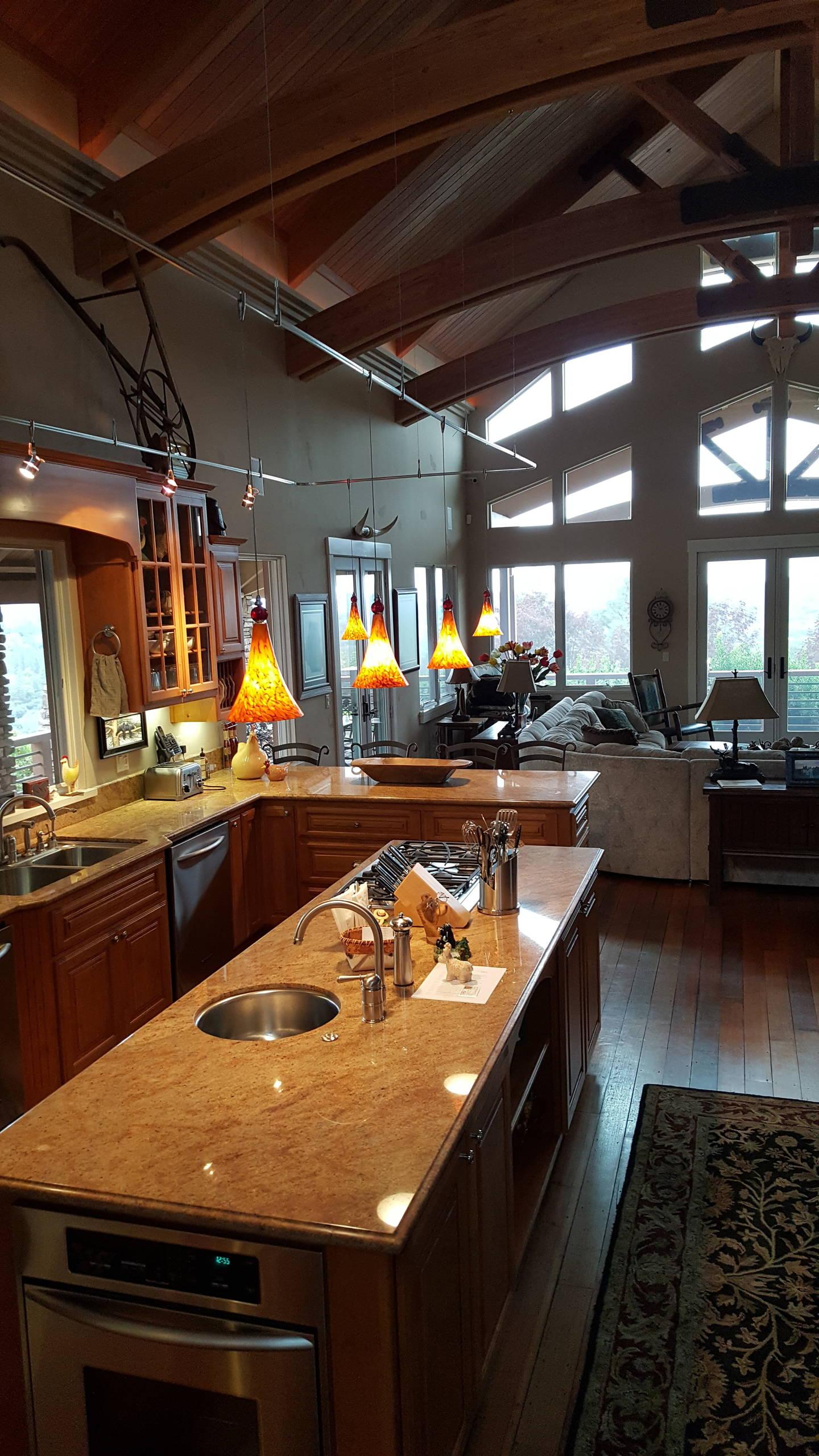 Rustic - Fuller Residence