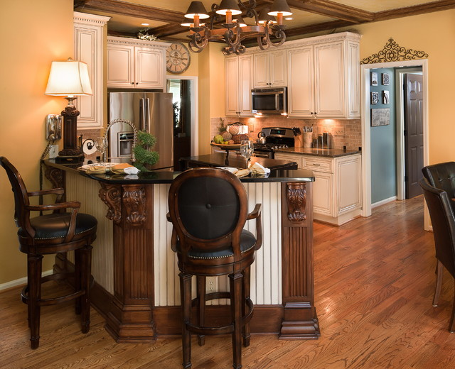 Rustic Gourmet European Dream Kitchen Rustic Kitchen Other By Beauti Faux Finishes