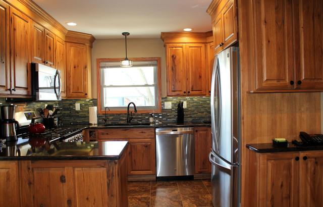Rustic Kitchen Remodel Set Cool Design Inspiration