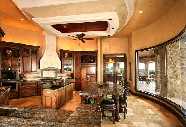 Rustic Hill Country Elegance By Zbranek Amp Holt Custom