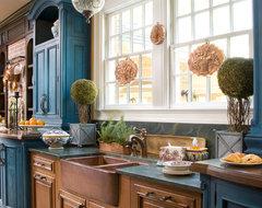 Rustic III farmhouse-kitchen