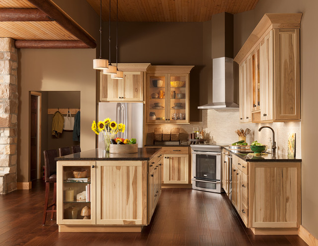 the lodge look rustic charm of shorebrook hickory rustic
