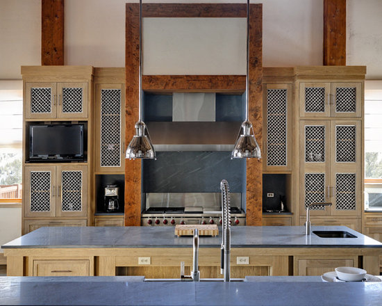Grill Cabinet Home Design Ideas, Pictures, Remodel and Decor