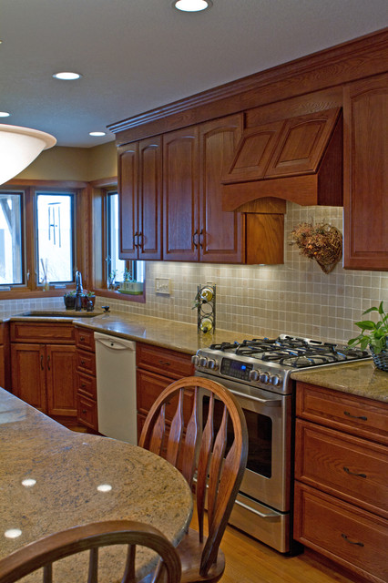 Rustic Kitchen Great Room Traditional Kitchen Other By Kitchen Concepts Inc