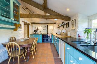 75 Most Popular Rustic Kitchen Diner Design Ideas For January 2021 Stylish Rustic Kitchen Diner Remodeling Pictures Houzz Uk