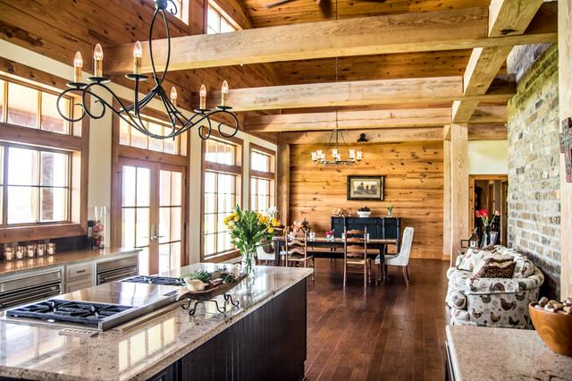 Rustic Farm Kitchen : Rustic Farm House farmhouse-kitchen