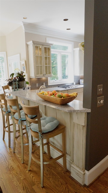 Rustic Kitchen Makeover rustic-kitchen