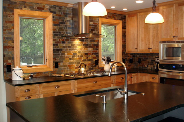 Rustic Kitchen Remodel Delectable Rustic Kitchen Remodel Design Ideas