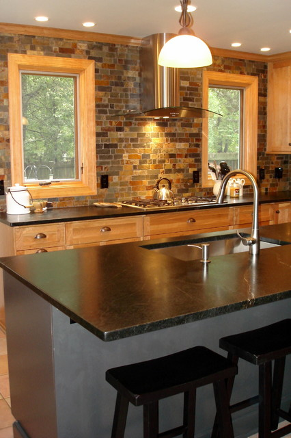 Rustic Kitchen Remodel rustic-kitchen
