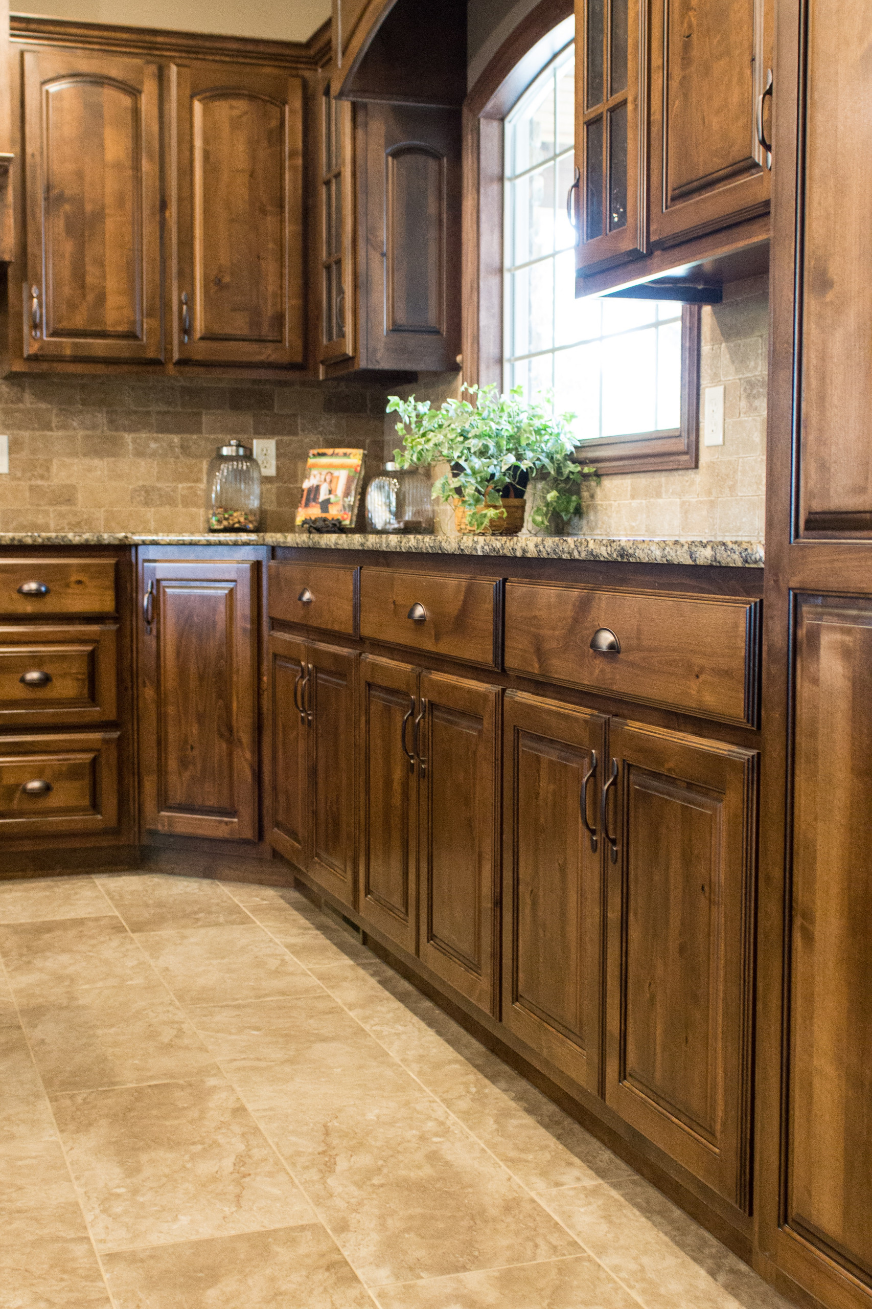 Rustic Kitchen's