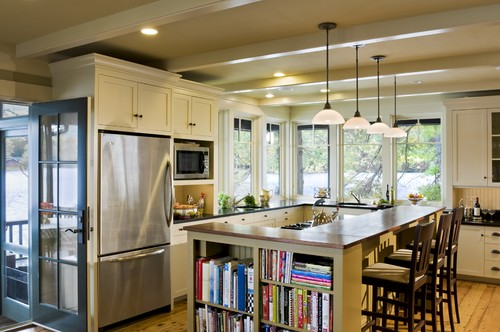 Donco designs is a pompano beach remodeling contractor for Lake house kitchen designs