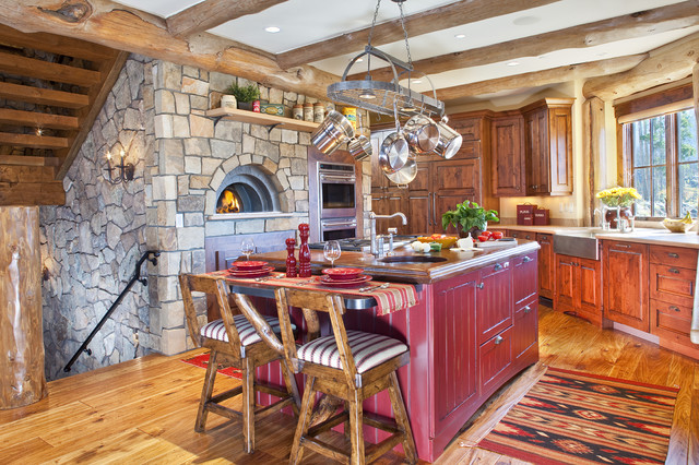 Rustic Kitchen rustic-kitchen