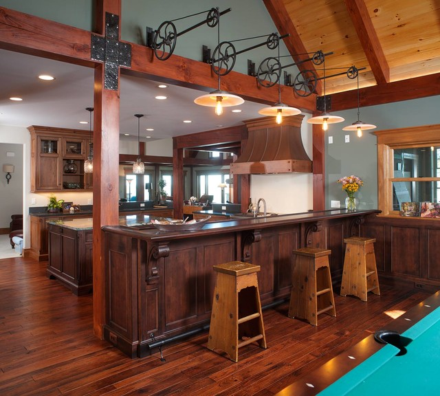 Rustic Lake House Decorating Ideas: Rustic Lake House On Erie