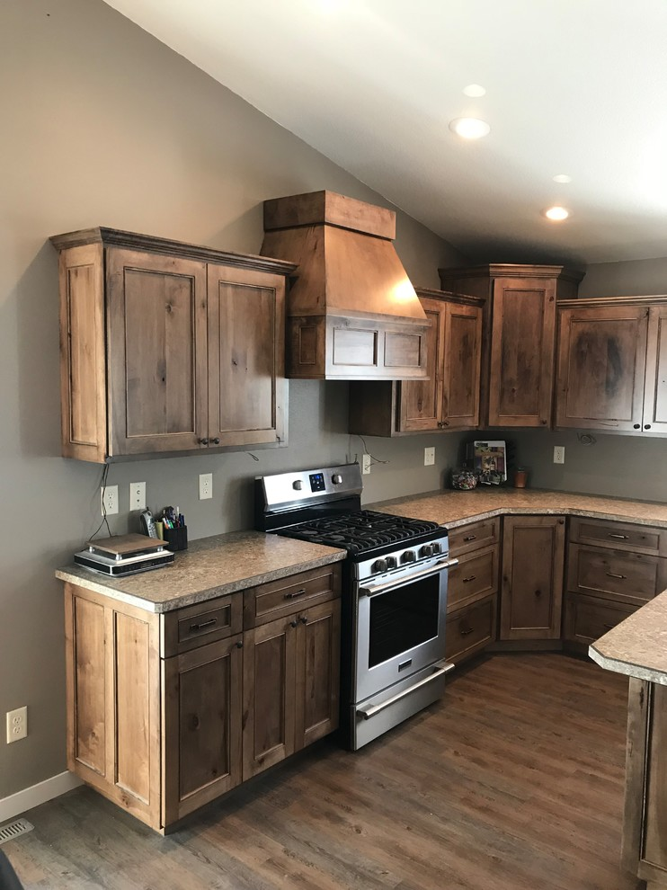 Rustic Maple Cabinets - Rustic - Kitchen - Other - by ... on Maple Cabinets  id=40598