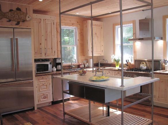 Rustic Modern rustic-kitchen