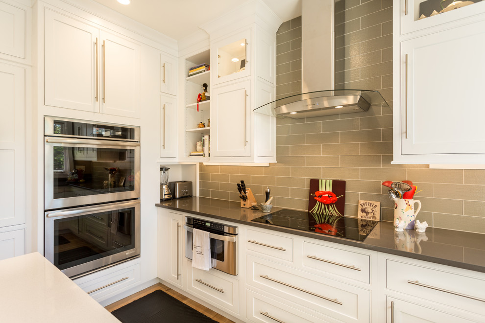 Rustic Modern Kitchen & Family Room Remodel in Walworth ...