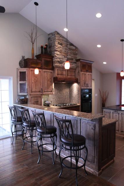 Rustic Modern Kitchen Remodel rustic-kitchen