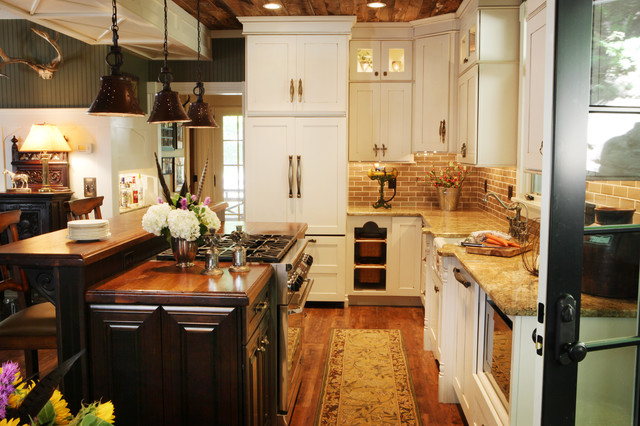 Cottage Traditional Kitchen St Louis By Karr Bick Kitchen And Bath