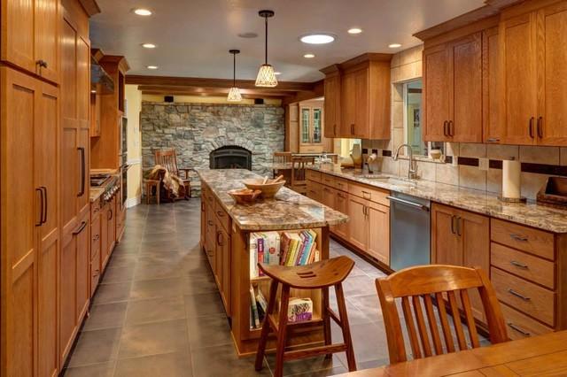 Shaker Kitchen Remodel Southwestern Kitchen Other Metro By Dreammaker Bath And Kitchen