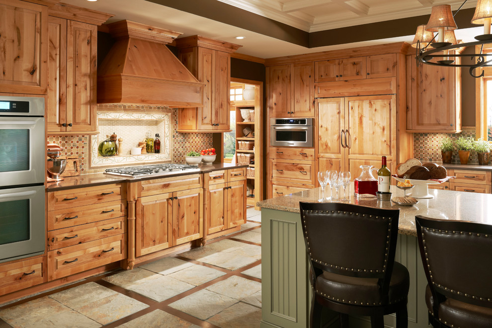 Rustic Twist - Rustic - Kitchen - Chicago - by Innermost ...
